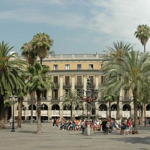 Barcelona citiytrip koppel
