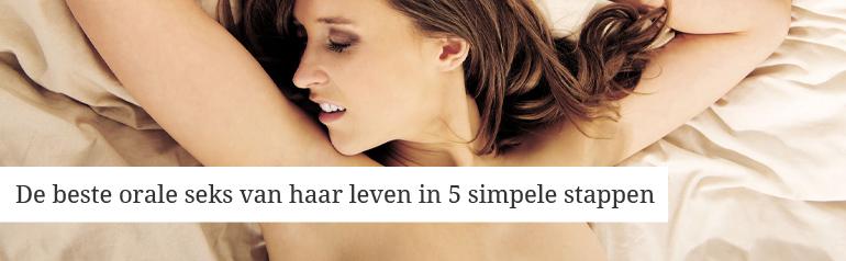 De beste orale seks van haar leven in 5 simpele stappen