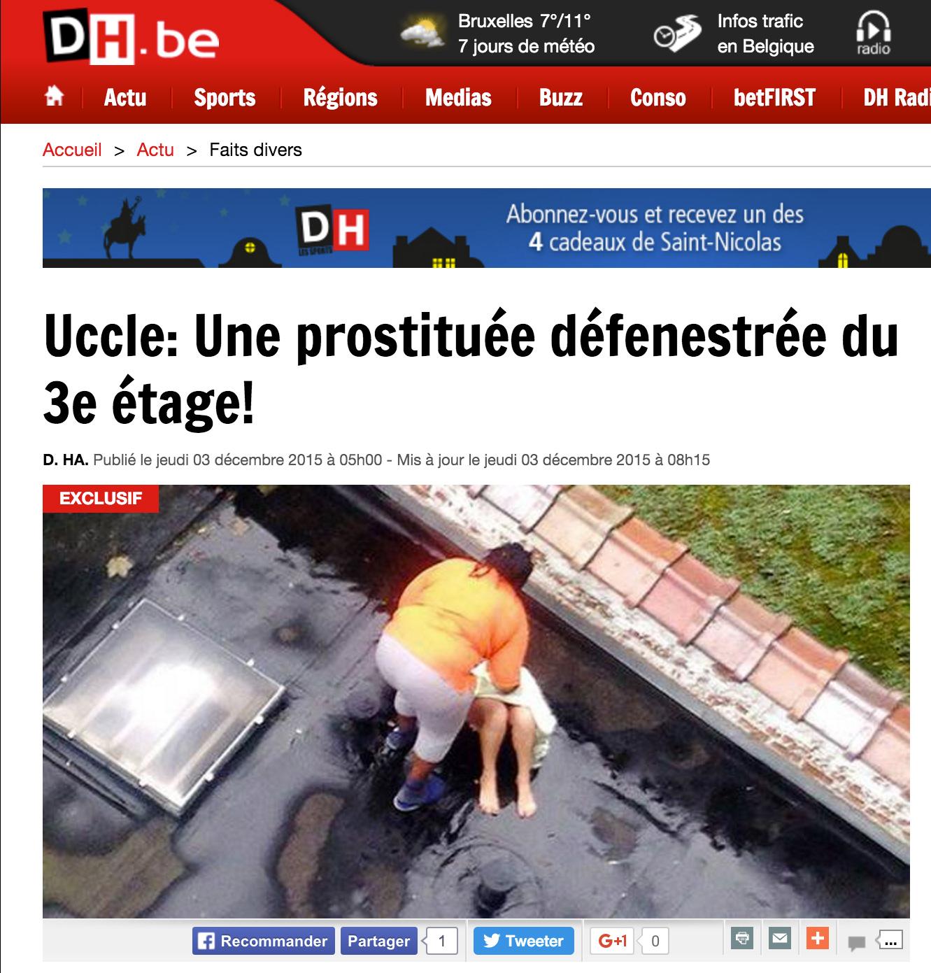 Prostituée bmc